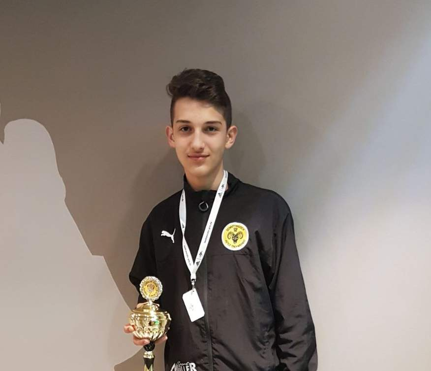 (K) German Open 2018 WT G1 – 1 Gold Medal