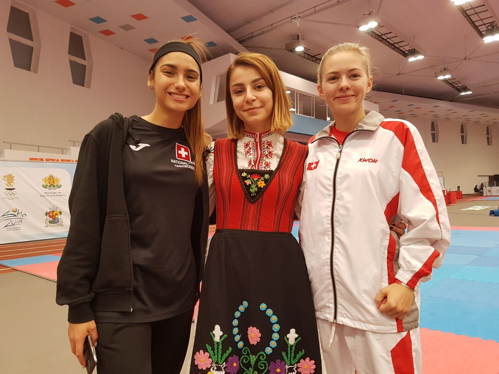 European Olympic Weight Category Championships 2017, Sofia – Bulgaria