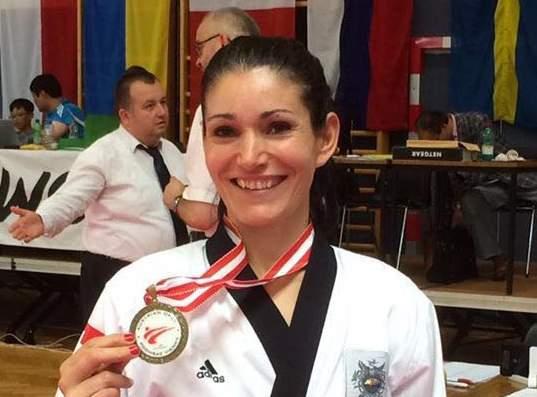 (P) Austrian Open 2016 WTE A-Class : 1 Bronze Medal