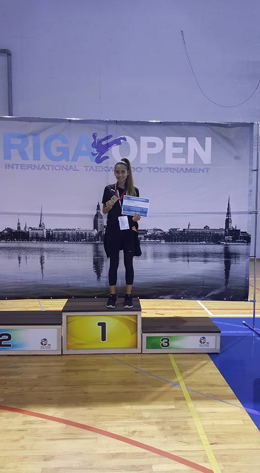 (K) Riga Open 2016 WT G1 – 1 X Gold