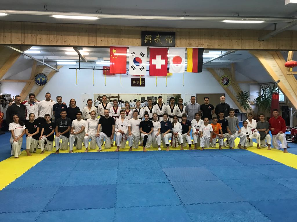 National Team Training-Wattwil, 01 September 2018