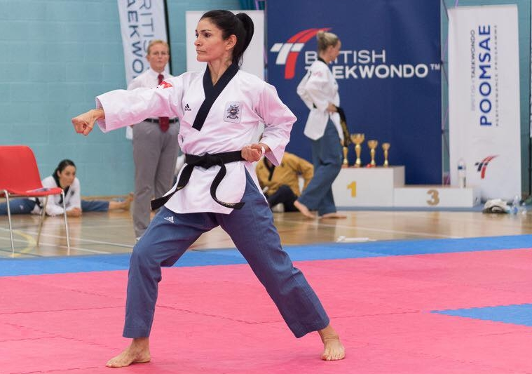 (P) British Taekwondo Open WTE A Class – 1 Silver medal