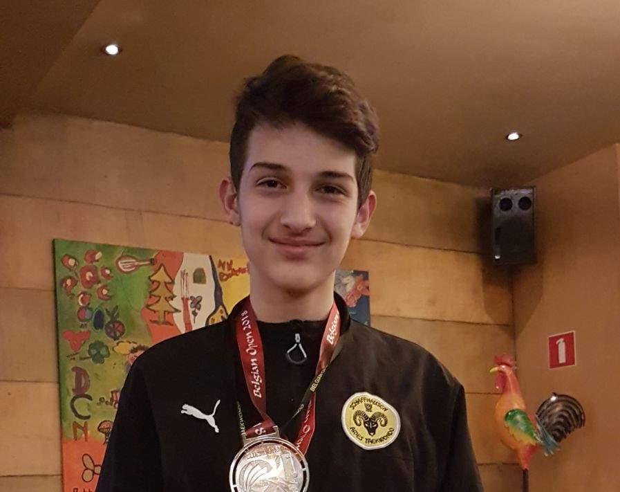 (K) Belgian Open 2018 WT G1: 1 Gold Medal