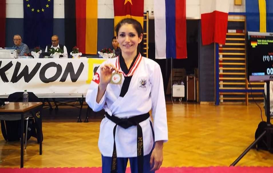 (P) Austrian Open 2018 WTE A-Class : 1 Bronze Medal