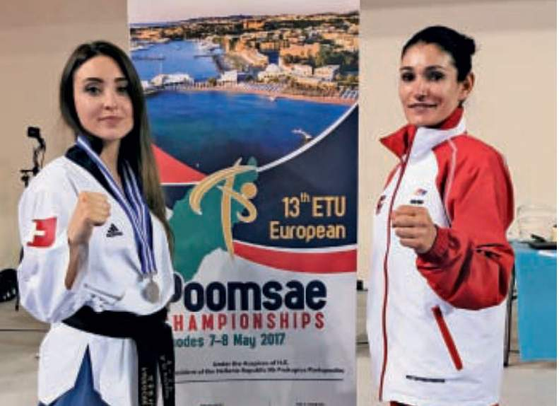 13th ETU European Poomsae Championships, Rhodes-Greece