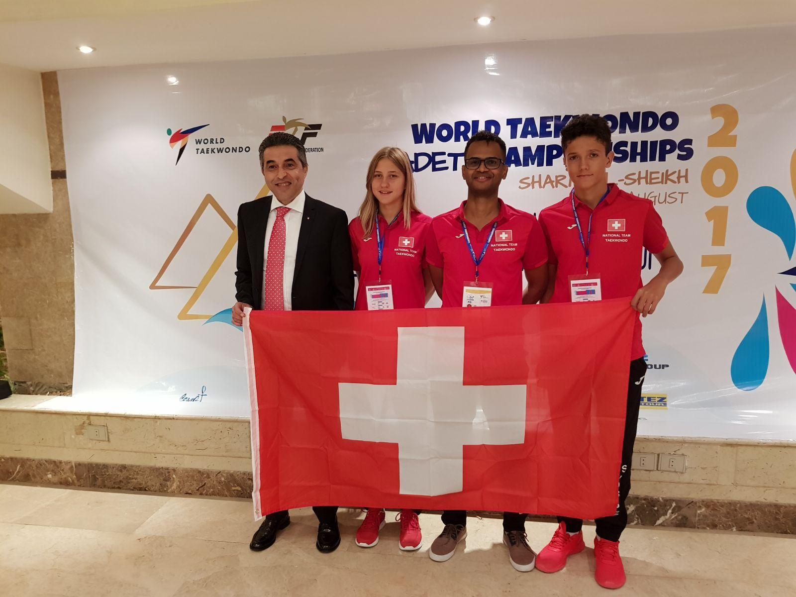 3rd WT World Taekwondo Cadet Championships, Sharm El-Sheikh, Egypt