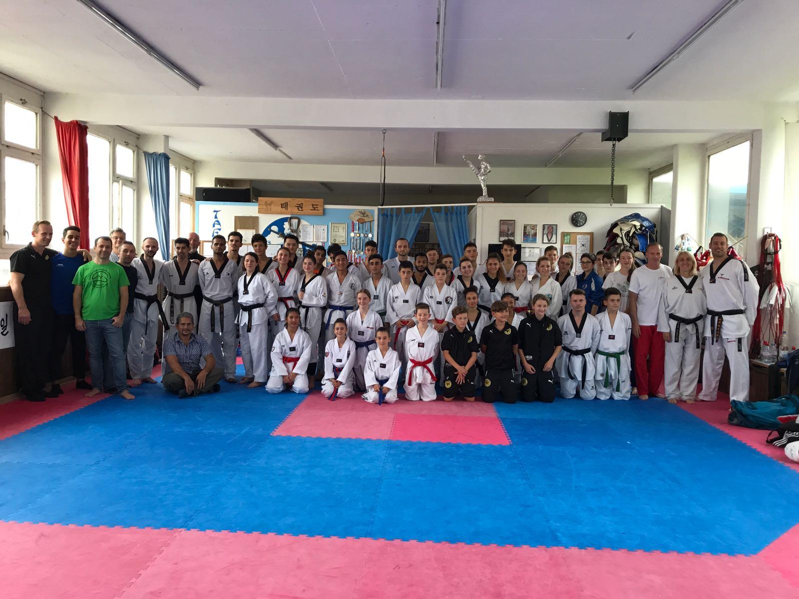 Joint RLZ Training 2017 Luzern