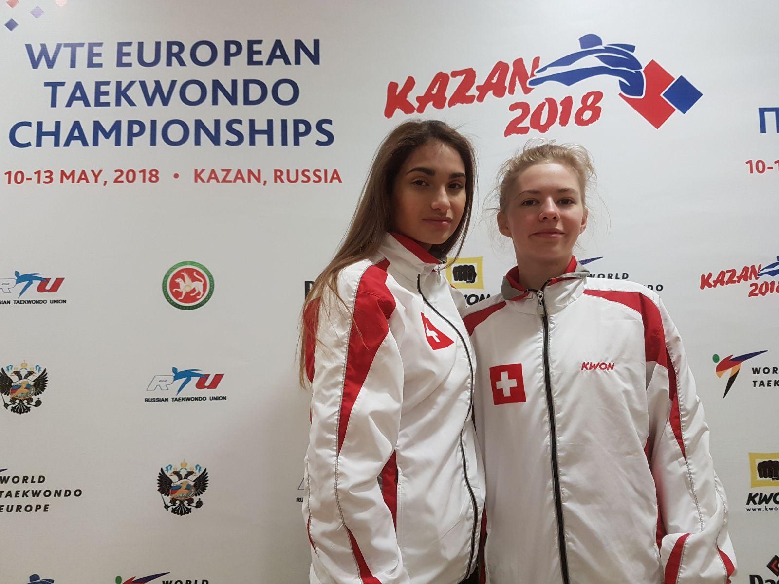 European Senior Championship 2018 – Kazan, Russia