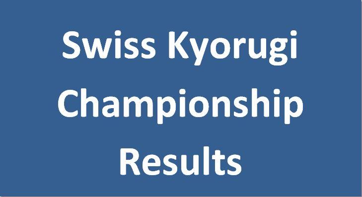 Swiss Kyorugi Championship 2018 Wattwil