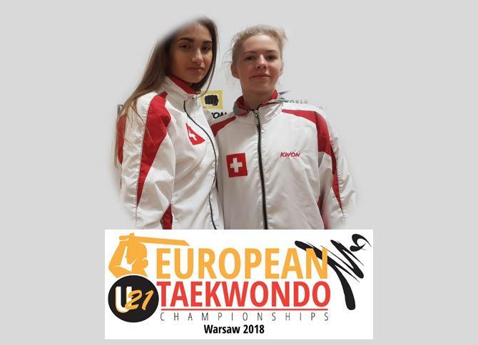 European U21 Championships 2018 – Warsaw, Poland.