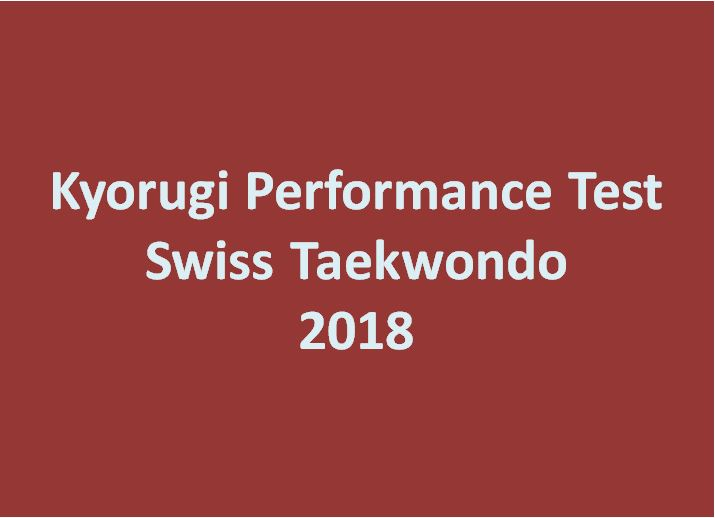(K) 2018 Leistungstest / Test de performance  – RLZ: Vevey, Frauenfeld & Wattwil