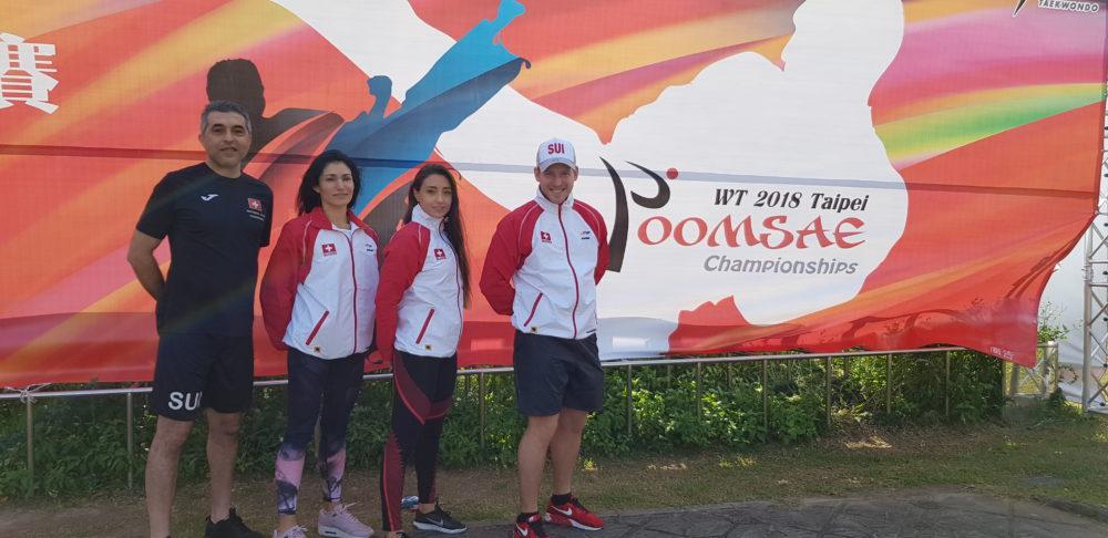 2018 WT World Poomsae Championship Taipei