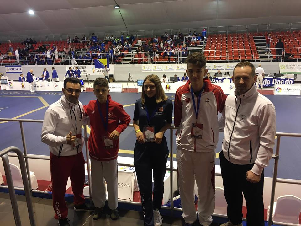 European Cadets Championships 2018 – Marina d'Or, Spain