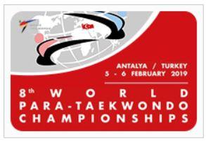 Kenji Nakamura 5° Place WT World Para Poomsae Championship