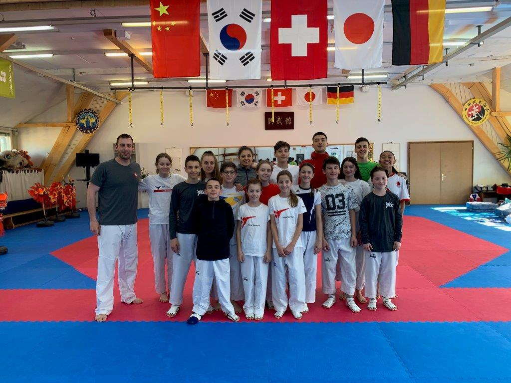 National Team Training Cadets & Juniors 23-24.03.2019