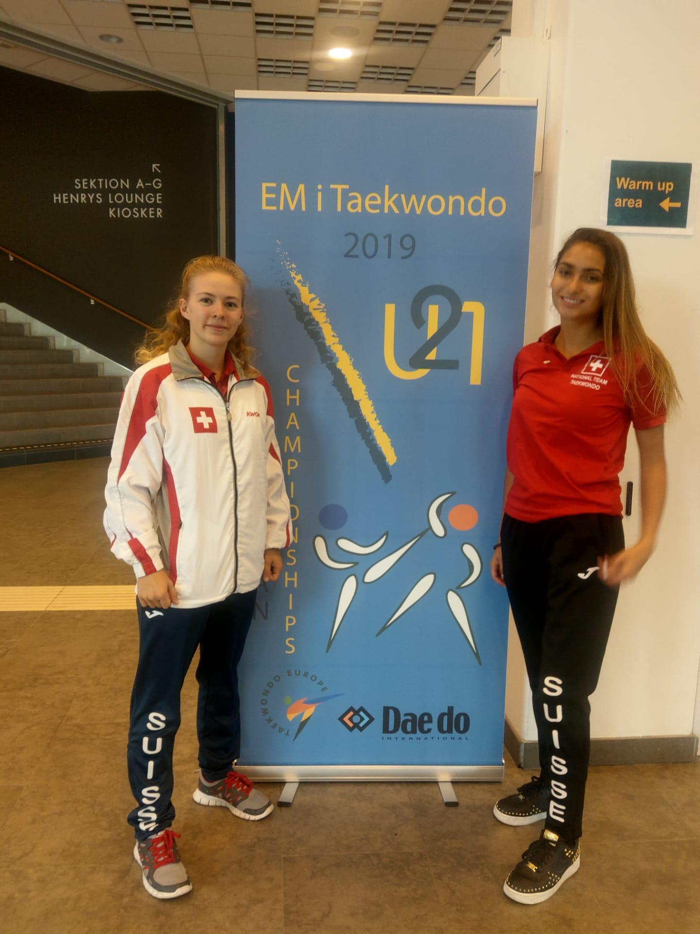 European U21 Championships 2019 – Helsingborg, Sweden