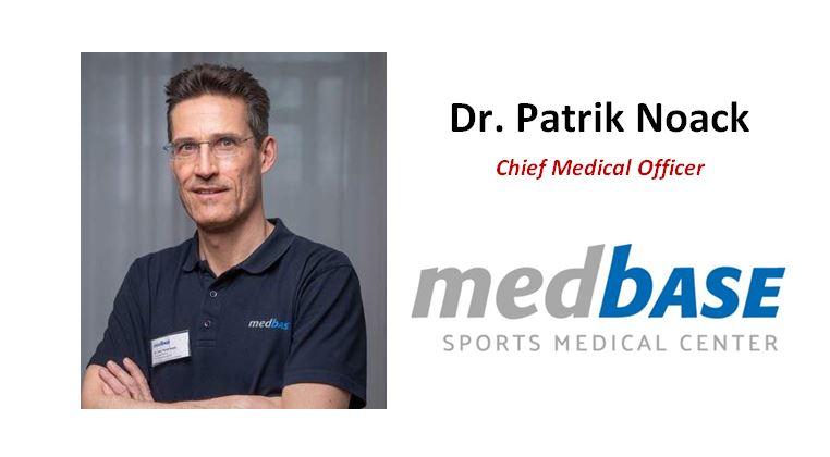 Dr. Patrik Noack – Nomination Chief Medical Officer