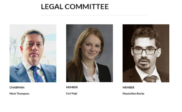 Nomination New Legal Committee