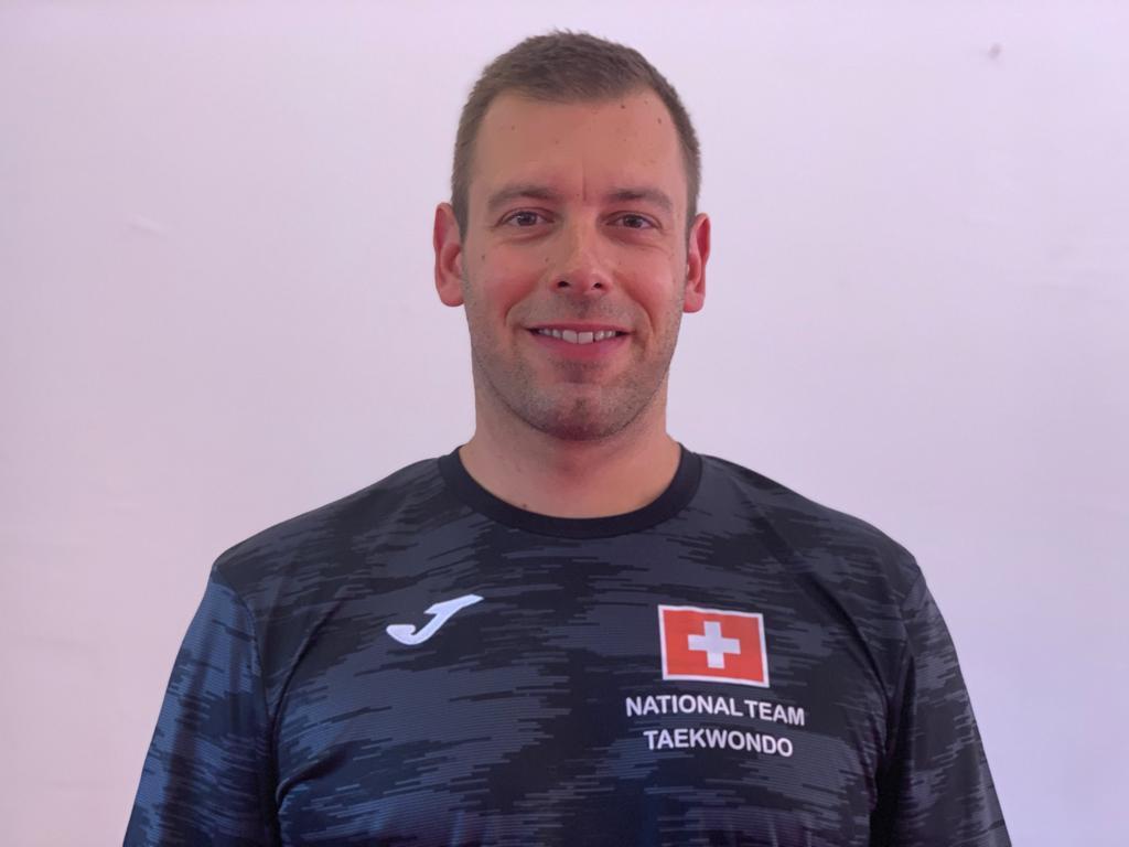 Peer Steinkellner New Swiss Taekwondo National Coach