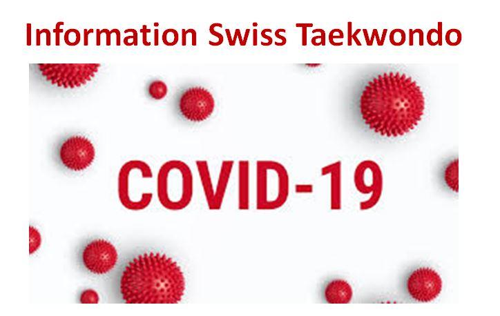Swiss Taekwondo Covid-19 Protection Concept for 2020 Seminars