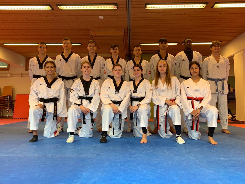 National Team Training Camp, Fiesch – 10-13.10.2020