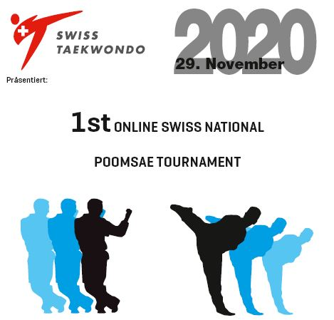 1st Online National Poomsae Tournament 2020