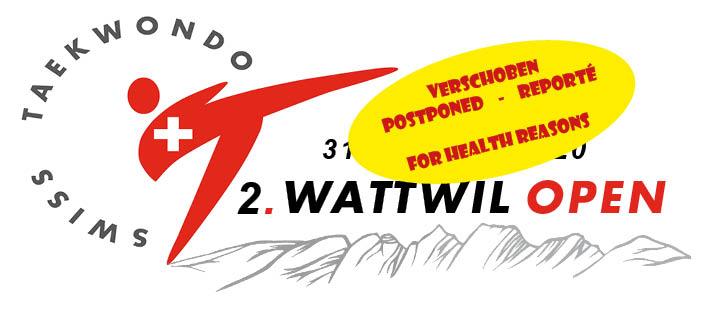 Wattwil Open 2020 Postponed