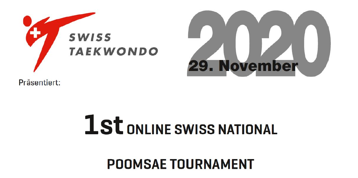 Drawing of Lots – 1st Online National Poomsae Tournament 2020
