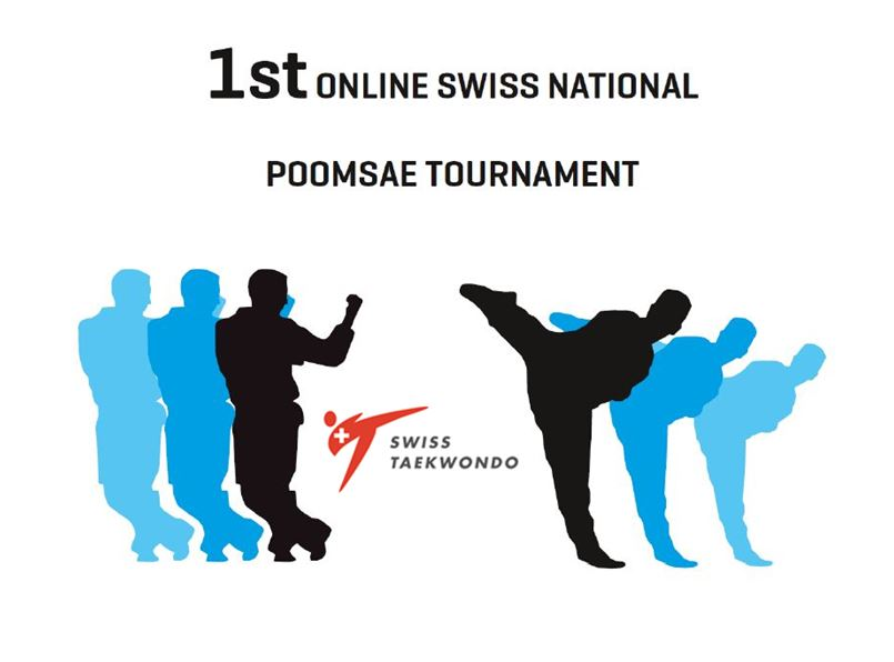 1st Online National Poomsae Tournament 29.11.2020 – Draw, Timetable & Live Stream