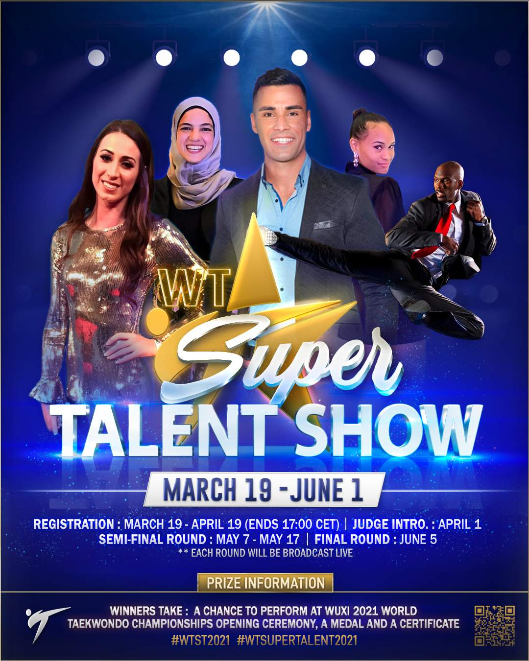 World Taekwondo Super Talent Show