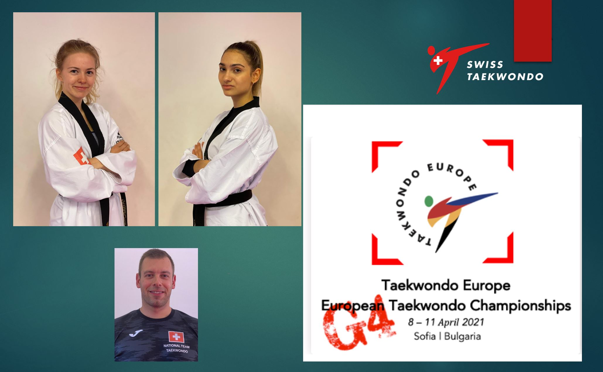 European Seniors Taekwondo Championships – Sofia, Bulgaria – 08-11.04.2021