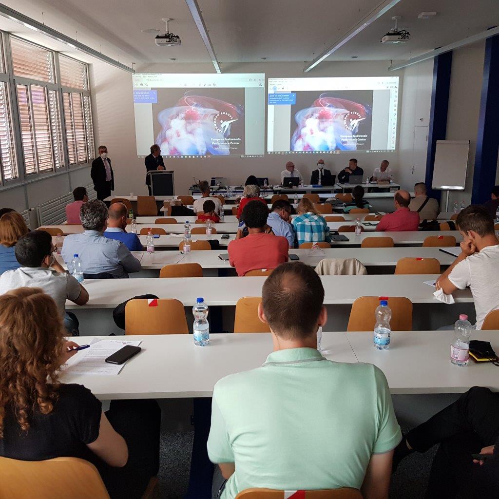 Swiss Taekwondo Elective Assembly of Delegates 2021