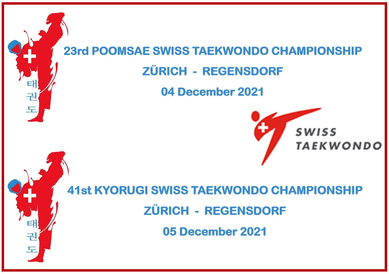 Swiss Taekwondo Championships 2021